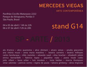 SP Arte 2013